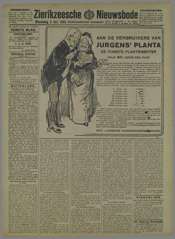 Zierikzeesche Nieuwsbode 1923-10-03