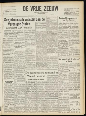 de Vrije Zeeuw 1951-08-08