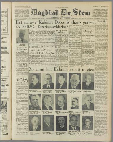 de Stem 1951-03-14