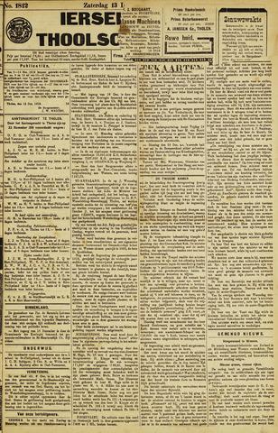 Ierseksche en Thoolsche Courant 1919-12-13