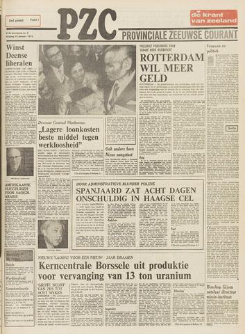 Provinciale Zeeuwse Courant 1975-01-10
