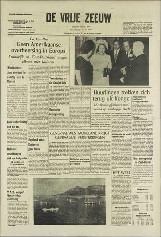 de Vrije Zeeuw 1967-07-14