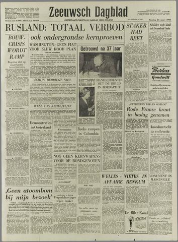 Zeeuwsch Dagblad 1960-03-21