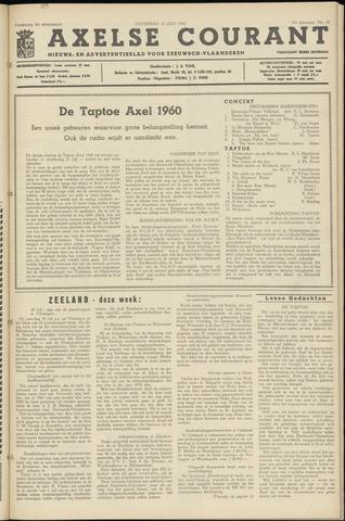 Axelsche Courant 1960-07-16