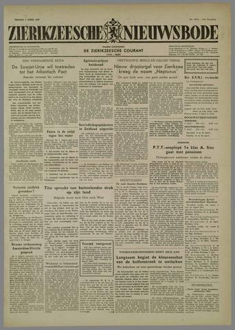 Zierikzeesche Nieuwsbode 1954-04-02