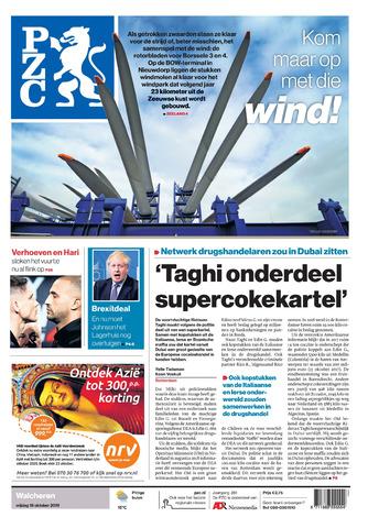 Provinciale Zeeuwse Courant 2019-10-18