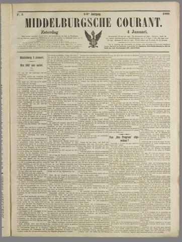 Middelburgsche Courant 1908-01-04