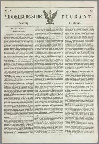 Middelburgsche Courant 1871-02-04