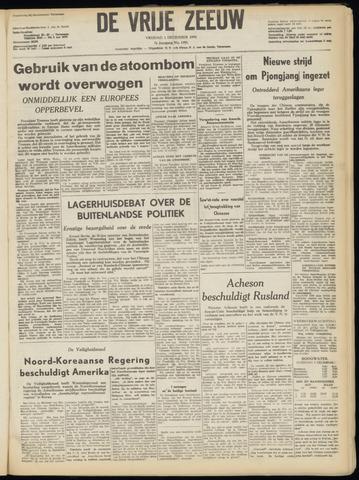 de Vrije Zeeuw 1950-12-01