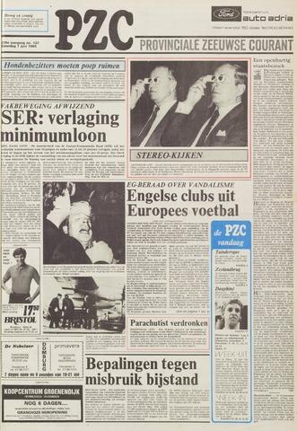 Provinciale Zeeuwse Courant 1985-06-01