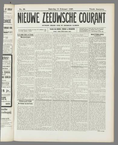 Nieuwe Zeeuwsche Courant 1908-02-15