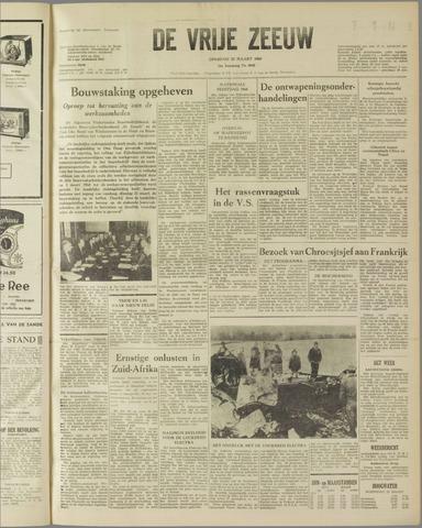 de Vrije Zeeuw 1960-03-22