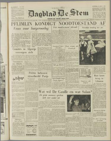 de Stem 1958-05-17
