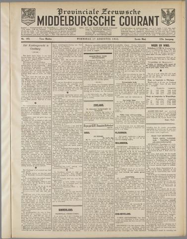 Middelburgsche Courant 1932-08-17