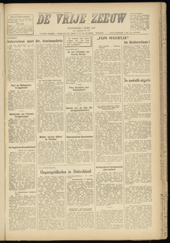 de Vrije Zeeuw 1947-04-03