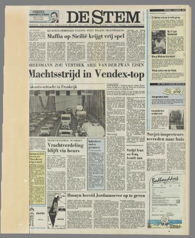 de Stem 1988-08-01