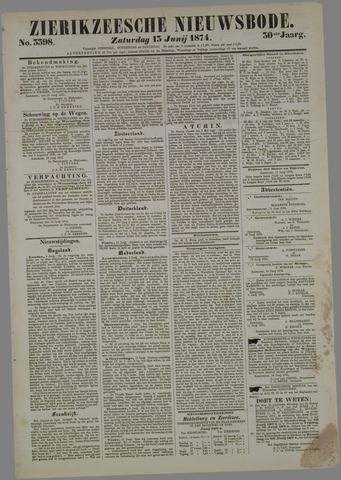 Zierikzeesche Nieuwsbode 1874-06-13