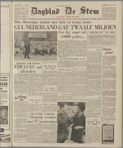 de Stem 1962-11-28