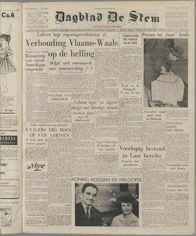de Stem 1961-05-03