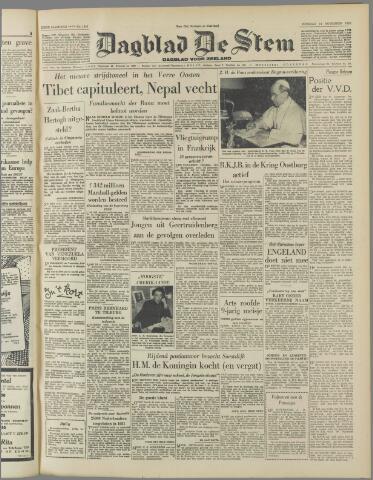 de Stem 1950-11-14