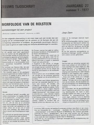 Zeeuws Tijdschrift 1977-01-01