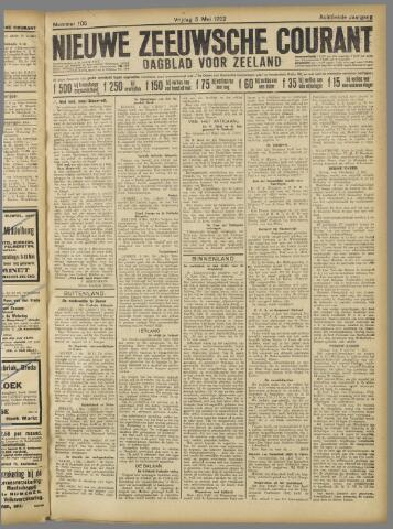 Nieuwe Zeeuwsche Courant 1922-05-05