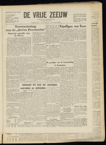 de Vrije Zeeuw 1950-08-23