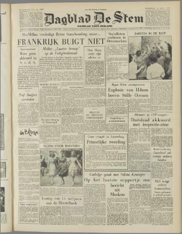 de Stem 1957-05-16