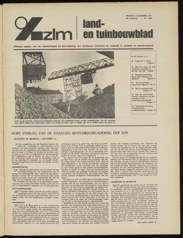 Zeeuwsch landbouwblad ... ZLM land- en tuinbouwblad 1971-11-05