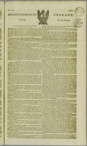 Middelburgsche Courant 1825-01-29