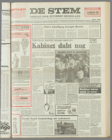 de Stem 1980-02-09