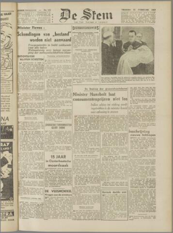 de Stem 1947-02-21