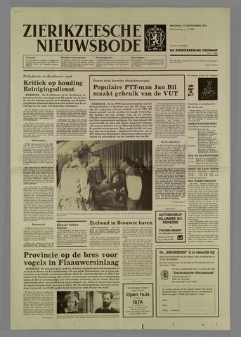 Zierikzeesche Nieuwsbode 1985-09-17