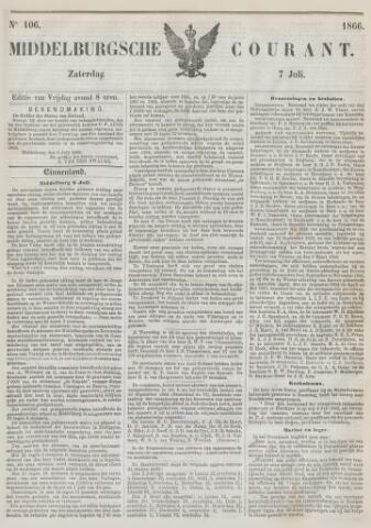 Middelburgsche Courant 1866-07-07