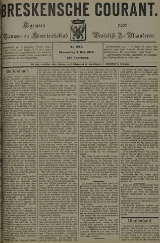 Breskensche Courant 1913-05-07