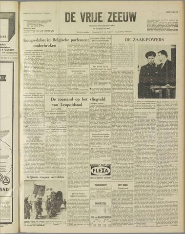 de Vrije Zeeuw 1960-08-19