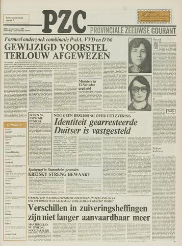 Provinciale Zeeuwse Courant 1977-11-12