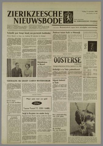 Zierikzeesche Nieuwsbode 1965-09-03