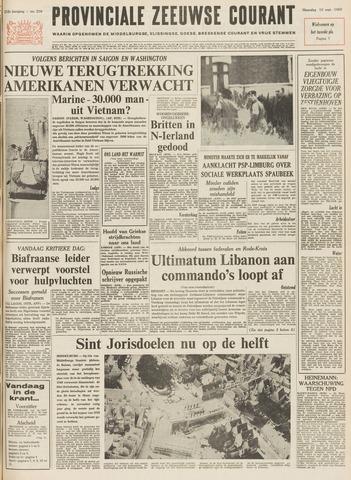 Provinciale Zeeuwse Courant 1969-09-15