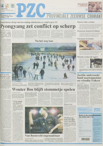 Provinciale Zeeuwse Courant 2003-01-13