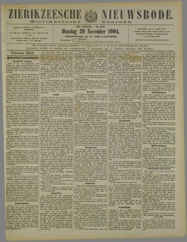 Zierikzeesche Nieuwsbode 1904-11-29