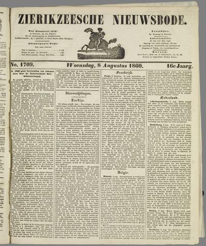 Zierikzeesche Nieuwsbode 1860-08-08