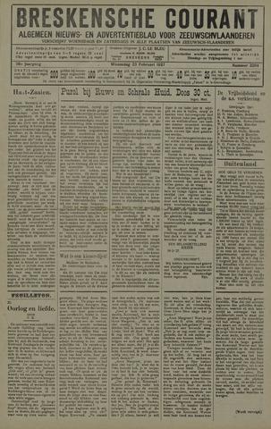 Breskensche Courant 1927-02-23