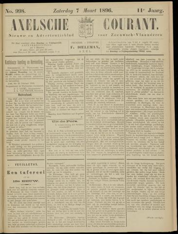 Axelsche Courant 1896-03-07
