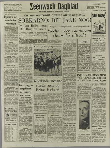 Zeeuwsch Dagblad 1962-07-23