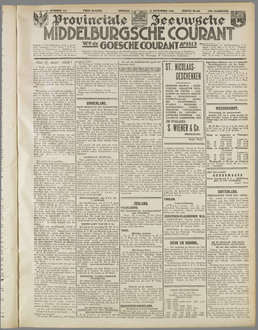Middelburgsche Courant 1936-11-24