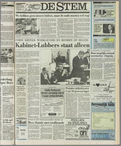 de Stem 1989-11-28