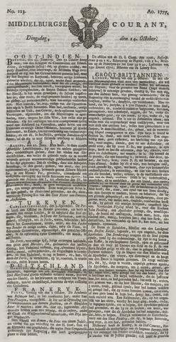 Middelburgsche Courant 1777-10-14
