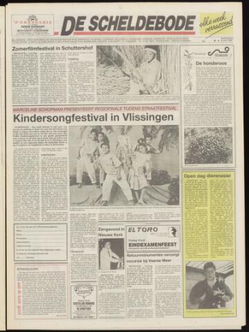 Scheldebode 1992-07-08
