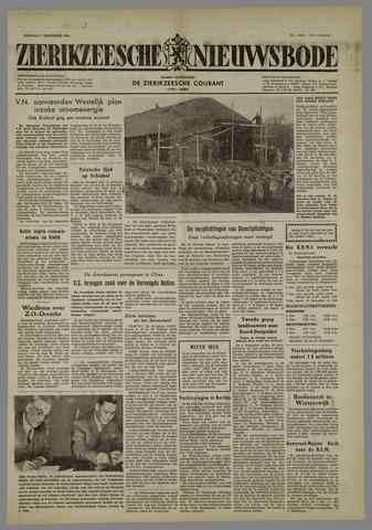 Zierikzeesche Nieuwsbode 1954-12-07